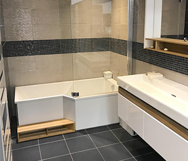 Salle De Bain Montpellier transformation et rénovation salle de bain | gd travaux