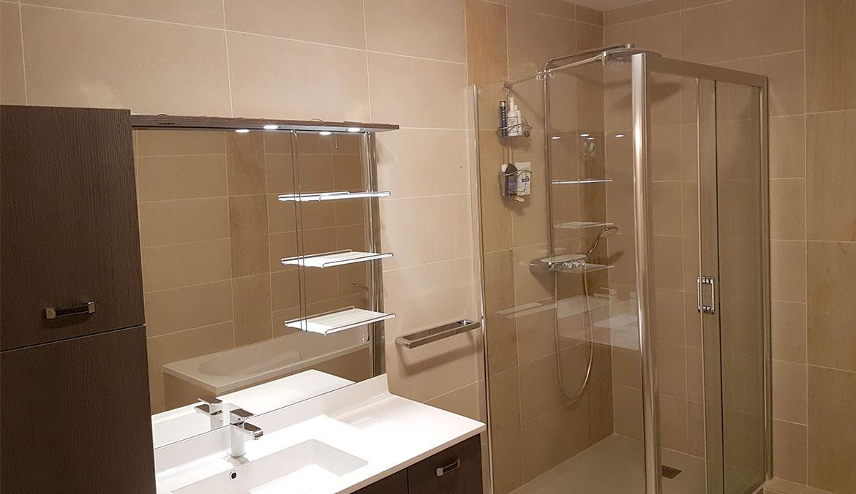 Modernisation salle de bain Montpellier